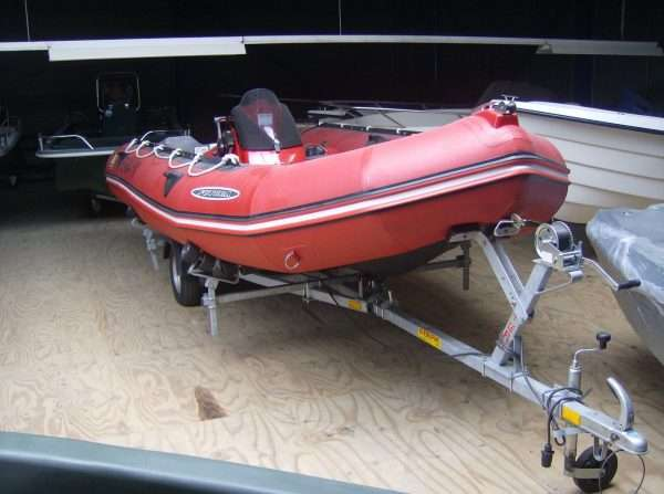 Zodiac Futura Mark 3 rubberboot