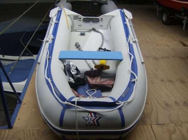 Lodestar 320 AD rubberboot