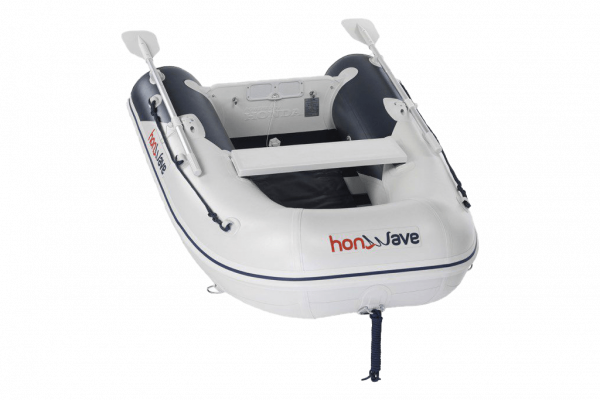 Honwave T20-SE2 Lattenbodem rubberboot