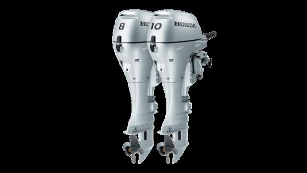 Honda 8-10 pk buitenboordmotor