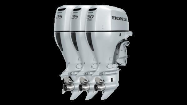 Honda BF 115, 135 en 150 pk