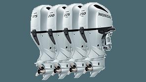 Honda BF 175, 200, 225 en 250 pk