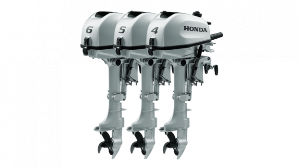 Honda BF 4, 5 en 6 pk