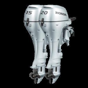 Honda BF 15 en 20 pk