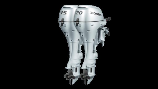 Honda 15-20 pk buitenboordmotor