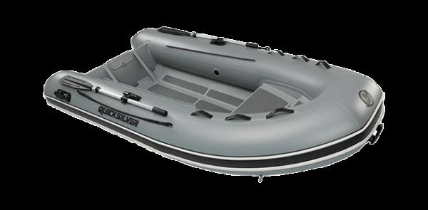 quicksilver rubberboot grijs